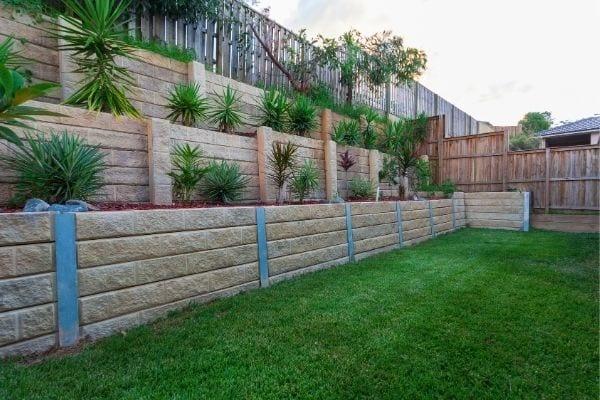 retaining walls Huntsville