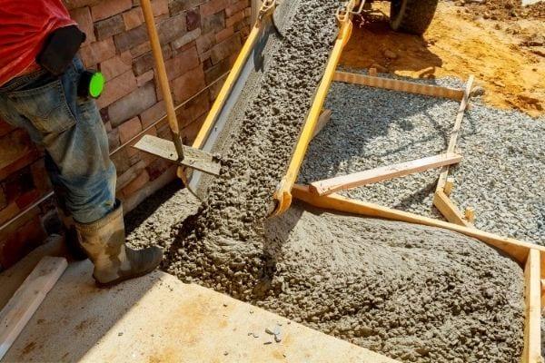 concrete contractor Huntsville